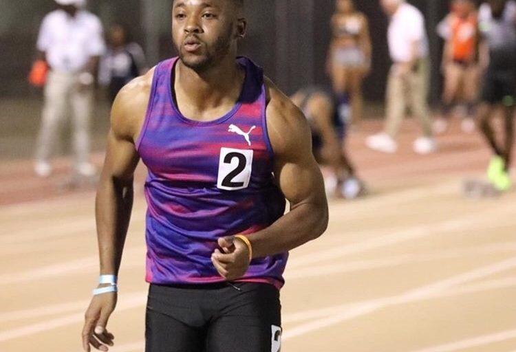 Meet Olympic Bronze Medalist Akeem Haynes