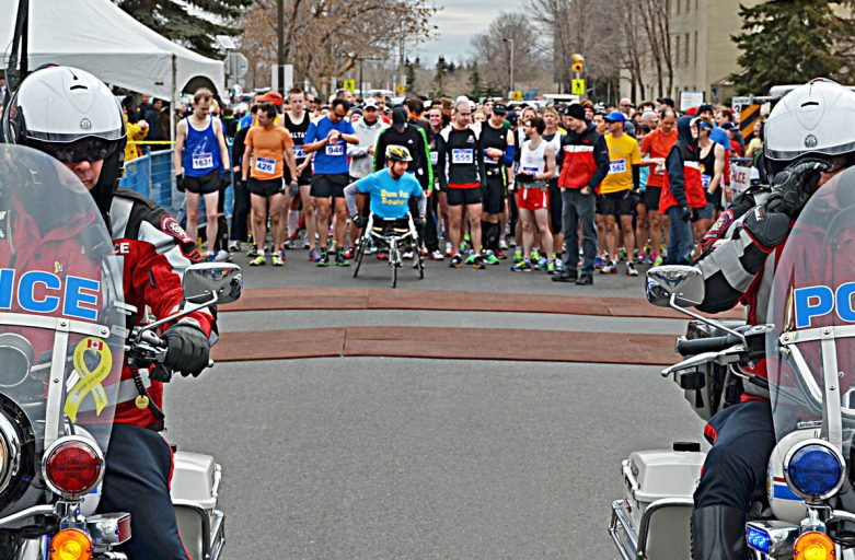 Running for a cause: Calgary Police Foundation