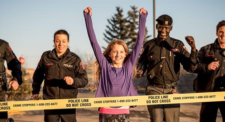 CPS tips for the Calgary Police Half Marathon